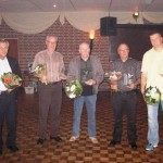 Huldiging duifkampioenen midfond Rayon 2, Afdeling