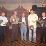 Huldiging hokkampioenen midfond Rayon 2, Afdeling Brabant 2000